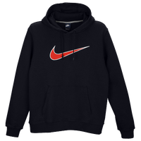 Nike Club Center Swoosh PO Hoodie - Men's