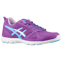 ASICS� GEL Muse Fit - Women's - Purple / Light Blue