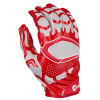 Cutters Rev Pro 3D 2.0 Receiver Gloves - Men's - Red / White