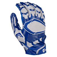 Cutters Rev Pro 3D 2.0 Receiver Gloves - Men's - Blue / White