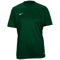 Nike Team Tiempo II Jersey - Men's - Dark Green / Dark Green
