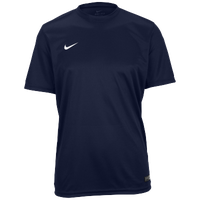 Nike Team Tiempo II Jersey - Men's - Navy / Navy