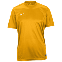 Nike Team Tiempo II Jersey - Men's - Gold / Gold