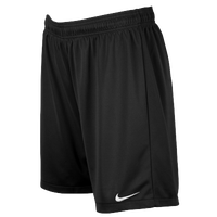 Nike Team Equalizer Knit Shorts - Women's - All Black / Black