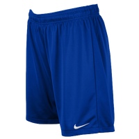 Nike Team Equalizer Knit Shorts - Women's - Blue / Blue