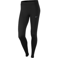 Nike Dri-FIT Essential Tights - Women's - All Black / Black