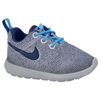 Nike Roshe Run - Boys' Toddler - White / Navy