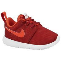 Nike Roshe Run - Boys' Toddler - Red / White