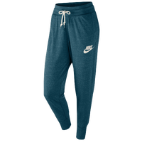 Nike Gym Vintage Pants - Women's - Blue / Off-White