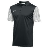 Nike Team Early Season Polo - Men's - Black / White