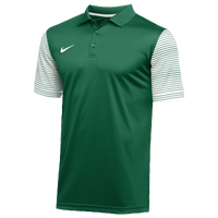 Nike Team Early Season Polo - Men's - Dark Green / White