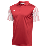 Nike Team Early Season Polo - Men's - Red / White