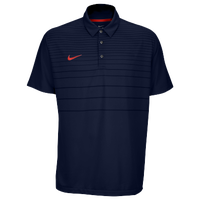 Nike Team Early Season Polo - Men's - Navy / Red