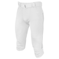 Nike Team Vapor Pro Pants - Men's - All White / White