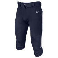 Nike Team Vapor Pro Pants - Men's - Navy / White