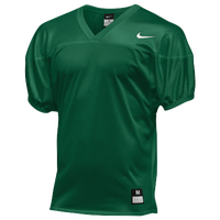 Nike Team Core Practice Jersey - Men's - Dark Green / Dark Green