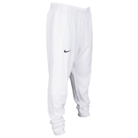 Nike Team Sideline Travel Pants - Men's - All White / White