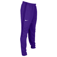 Nike Team Sideline Travel Pants - Men's - Purple / Purple