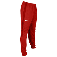 Nike Team Sideline Travel Pants - Men's - Red / Red