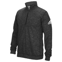 adidas Team Issue 1/4 Zip - Men's - Black / Grey