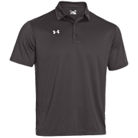 Under Armour Team Rival Polo - Men's - Grey / Grey