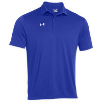 Under Armour Team Rival Polo - Men's - Blue / Blue