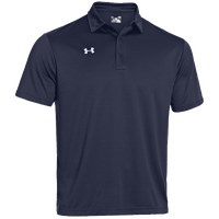 Under Armour Team Rival Polo - Men's - Navy / Navy