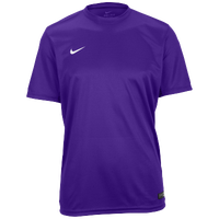 Nike Team Tiempo II Jersey - Boys' Grade School - Purple / Purple