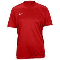 Nike Team Tiempo II Jersey - Boys' Grade School - Red / Red