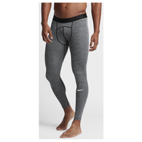 Nike Pro Cool Compression Tights - Men's - Black / Grey