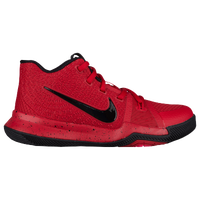 Nike Kyrie 3 - Boys' Preschool -  Kyrie Irving - Red / Black