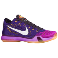 Nike Kobe X Elite Low - Men's -  Kobe Bryant - Purple / White