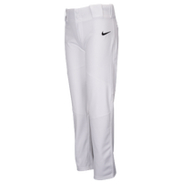 Nike Team Vapor Pro Pants - Boys' Grade School - White / Black