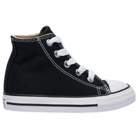 Converse All Star Hi - Boys' Toddler - Black / White