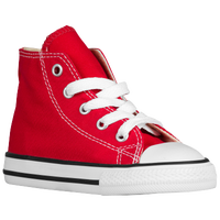 Converse All Star Hi - Boys' Toddler - Red / White