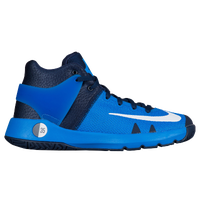 Nike KD Trey 5 IV - Boys' Preschool -  Kevin Durant - Light Blue / Navy