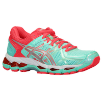 ASICS® GEL-Kayano 21 - Women's - Light Blue / Silver
