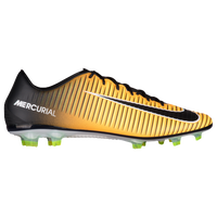 Nike Mercurial Veloce III FG - Men's - Gold / Black