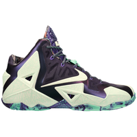 Nike LeBron 11 - Men's - Off-White / Light Green