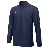 Nike Team FB Woven Jacket - Men's - Navy / Navy
