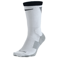 Nike Squad Soccer Crew Socks - Men's - White / Black