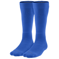 Nike 2 Pack Baseball Socks - Men's - Blue / Blue