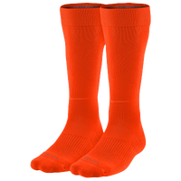 Nike 2 Pack Baseball Socks - Men's - Orange / Orange