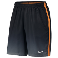 Nike Squad Shorts - Youth -  Cristiano Ronaldo - Black / Orange