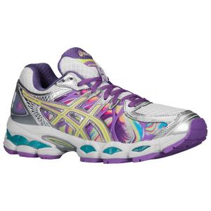 ASICS� Gel - Nimbus 16 - Women's - Iridescent/Green/Blue