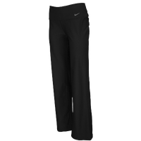 Nike Legend 2.0 Regular Poly Pants - Women's - Black / Black