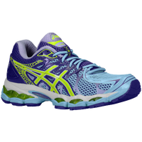 ASICS� GEL-Nimbus 16 - Women's - Light Blue / Light Green