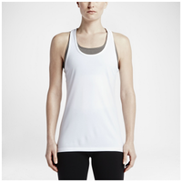 Nike Balance Tank - Women's - All White / White