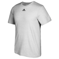 adidas Team Go To Performance T-Shirt - Men's - Grey / Grey
