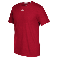 adidas Team Go To Performance T-Shirt - Men's - Red / Red